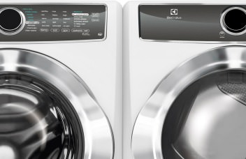 Electrolux washer and dryer hero