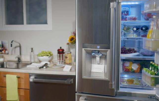 Kenmore Pro French door refrigerator