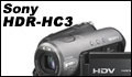 Product Image - Sony HDR-HC3