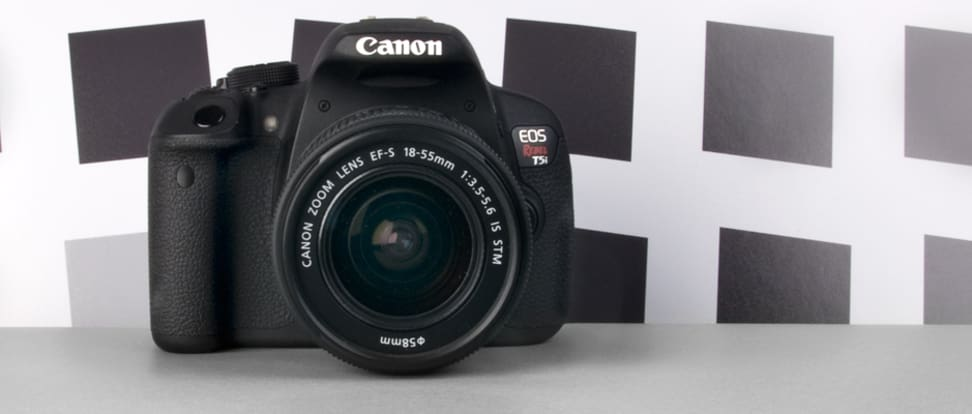 Product Image - Canon EOS Rebel T5i