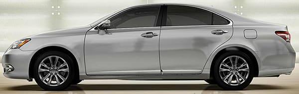 Product Image - 2012 Lexus ES 350