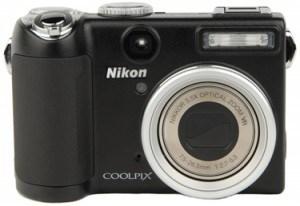 Product Image - Nikon Coolpix P5000