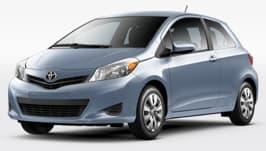 Product Image - 2012 Toyota Yaris 3-Door L