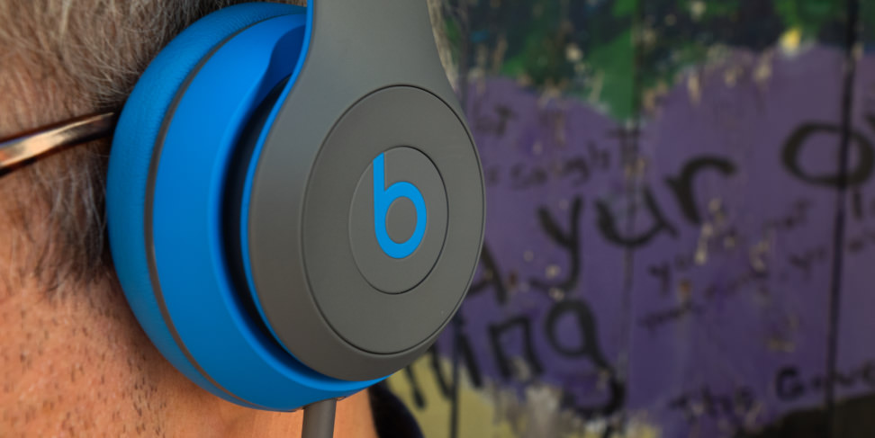 Beats Solo2 Wireless Headphones With Wire
