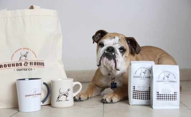 Grounds and Hounds Coffee