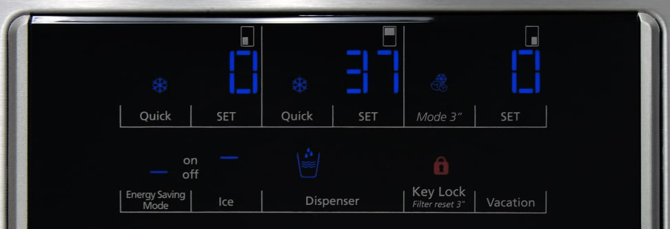 Dacor DTF364SIWS Controls