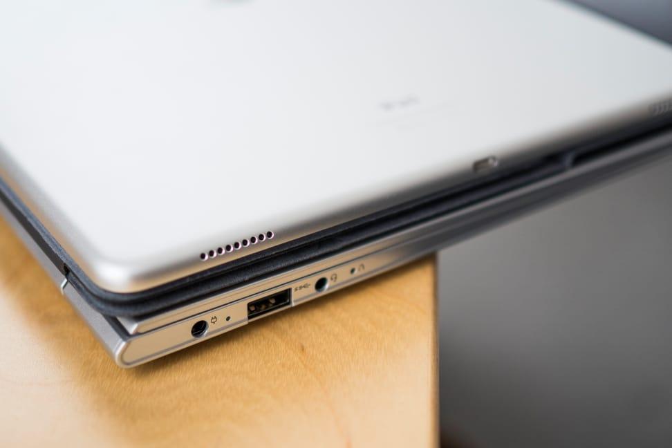 iPad Pro Ultrabook Comparison