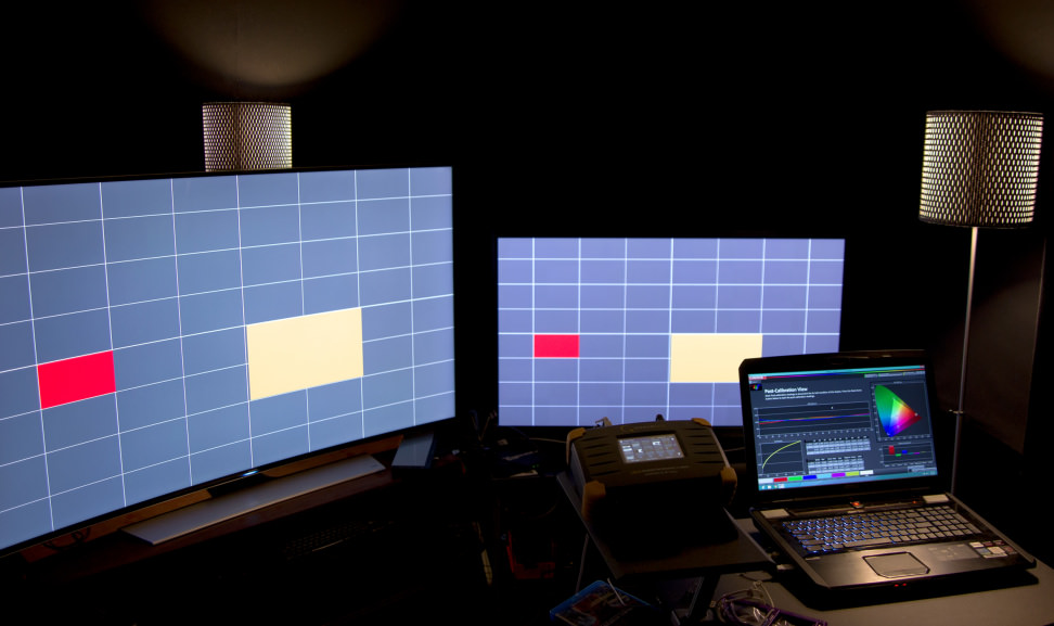 TV-Calibration-Matching