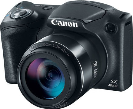 Product Image - Canon PowerShot SX420 IS