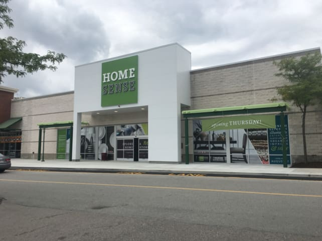 Homesense, HomeGoods' sister store, is finally open in the ...