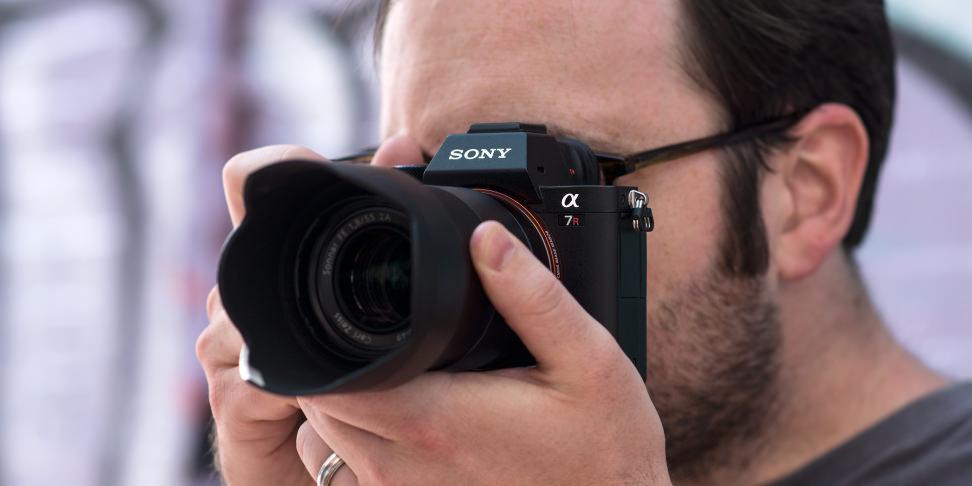 Product Image - Sony Alpha A7R II