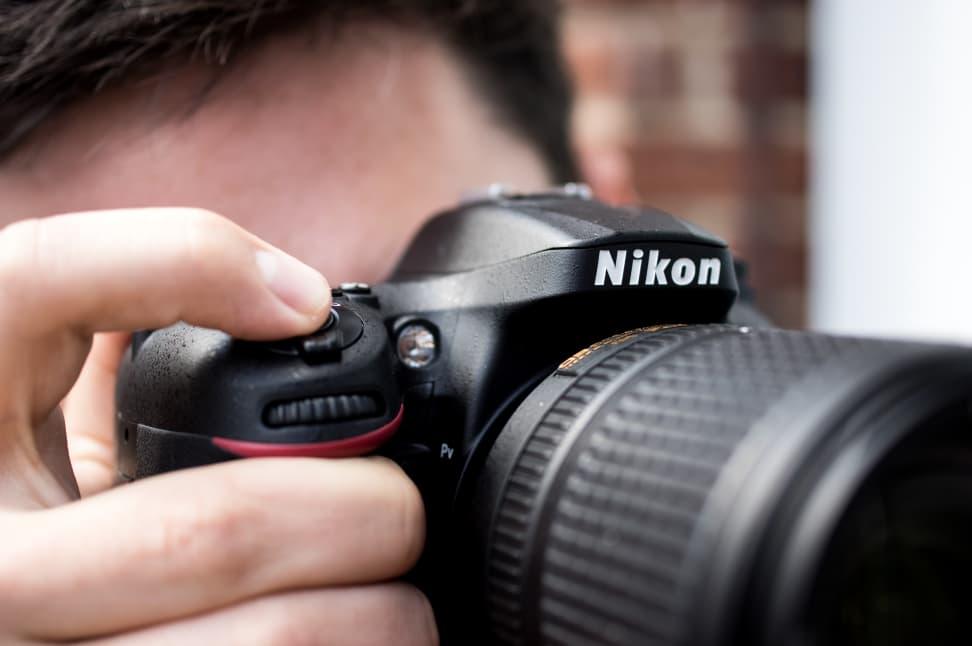 Nikon D7200 Logo