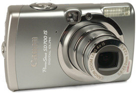 Product Image - Canon PowerShot SD700 IS
