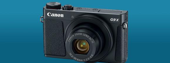 Canon g9 x ii hero