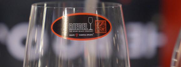 Riedel glassware hero