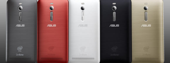Asus zenfone 2 colors hero