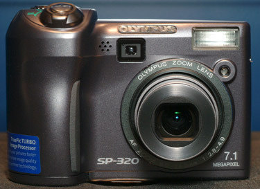 Product Image - Olympus SP-320