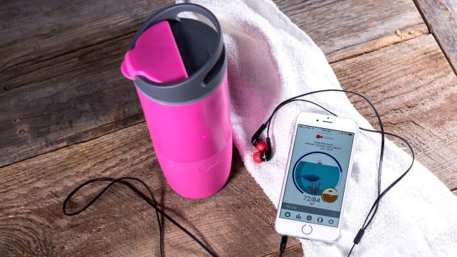 Ozmo Smart Bottle