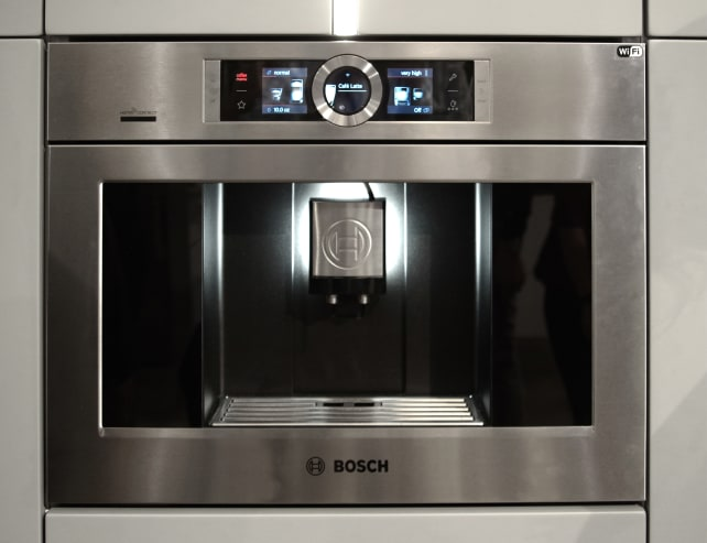 Bosch Home Connect Smart Coffee Maker