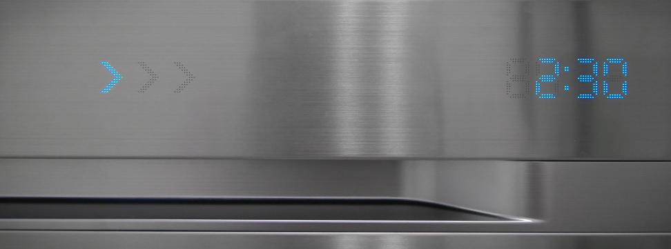 Samsung DW80H9970US—Star Display