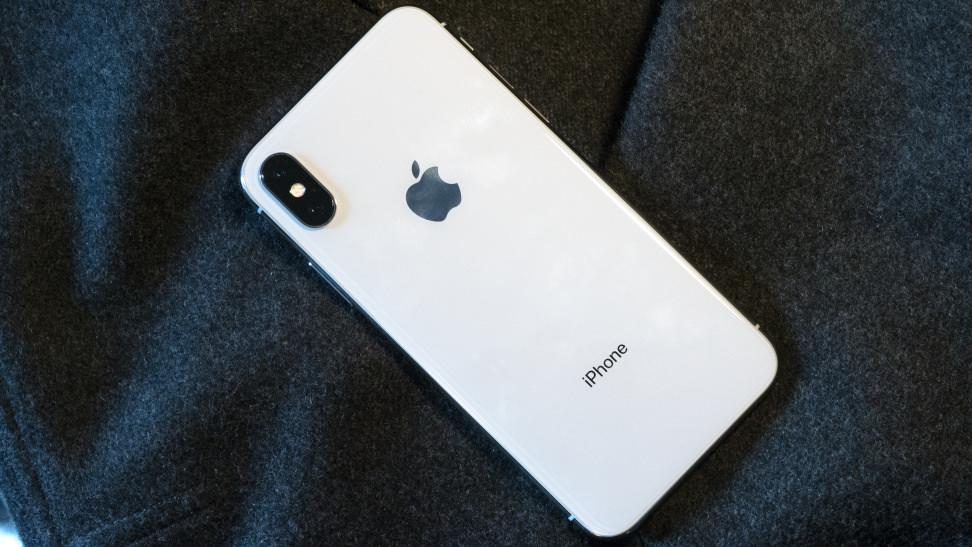 Apple iPhone X Back