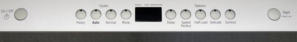 Bosch SHX4AT75UC—Controls
