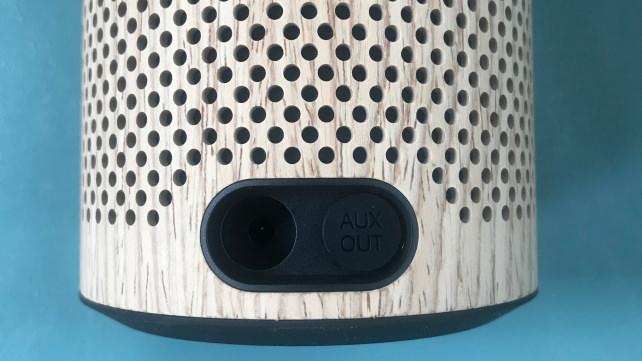 Amazon Echo Auxiliary Input
