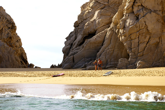 Land's End Beach, Cabo San Lucas