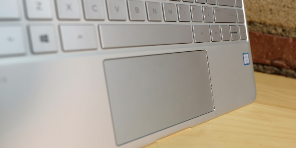 HP Spectre X360 Trackpad