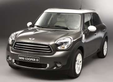 Product Image - 2012 Mini Cooper S All 4 Countryman