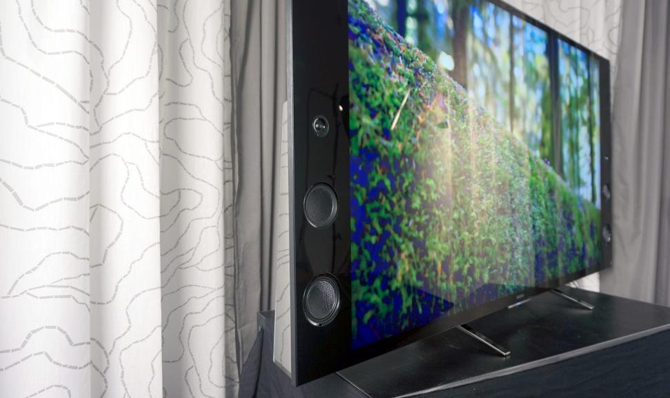 Sony-X930C-Speakers