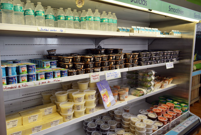 Dairy Selection