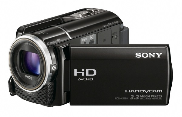 Product Image - Sony Handycam HDR-XR160