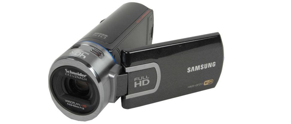 Product Image - Samsung HMX-QF20