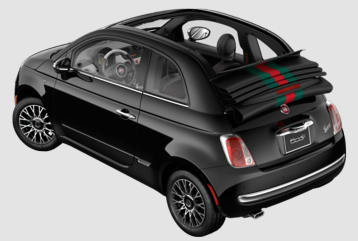 Product Image - 2012 Fiat 500c Gucci