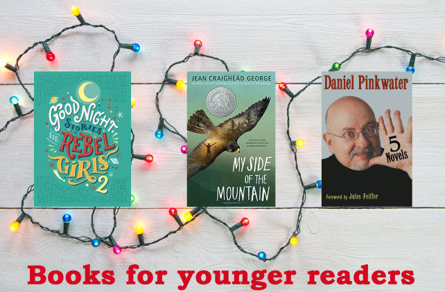 Books for younger readers