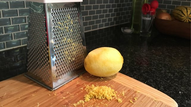 The box grater