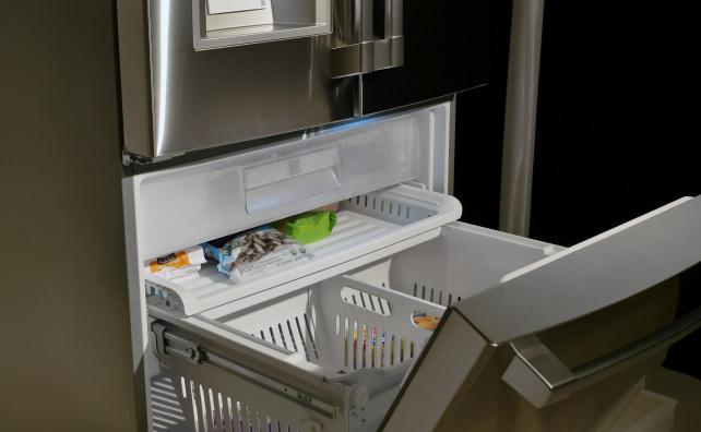 Kenmore Pro Freezer Door Tilt
