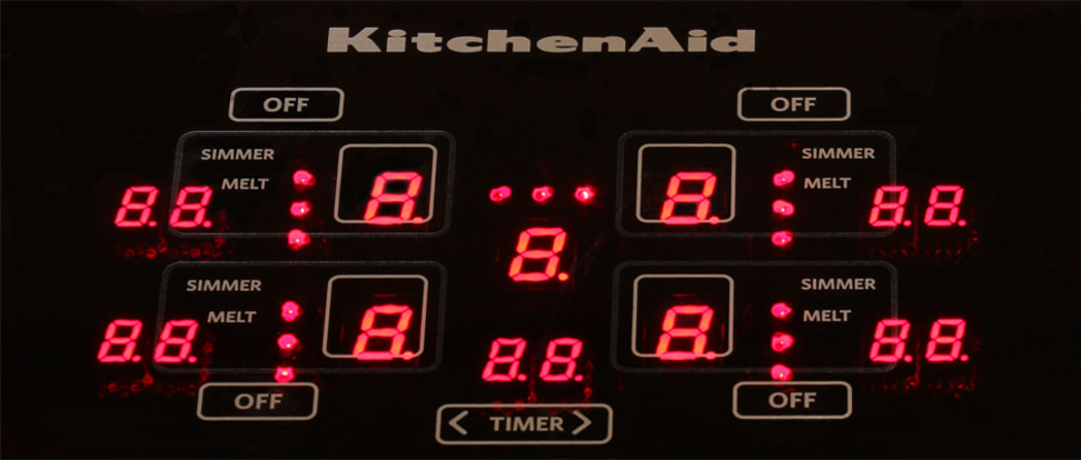 kitchenaid induction cooktop reviews