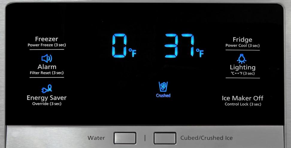 Samsung Rf23htedbsr Counter Depth Refrigerator Review