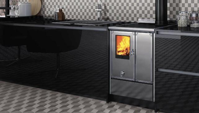 KitchenKamin Installed