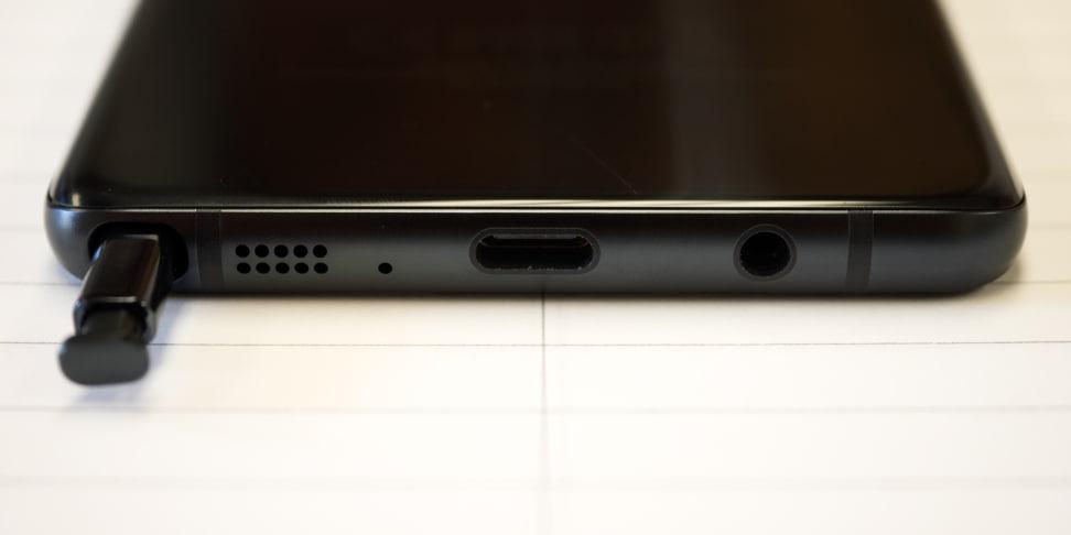 Samsung Galaxy Note 7 USB Type-C Port
