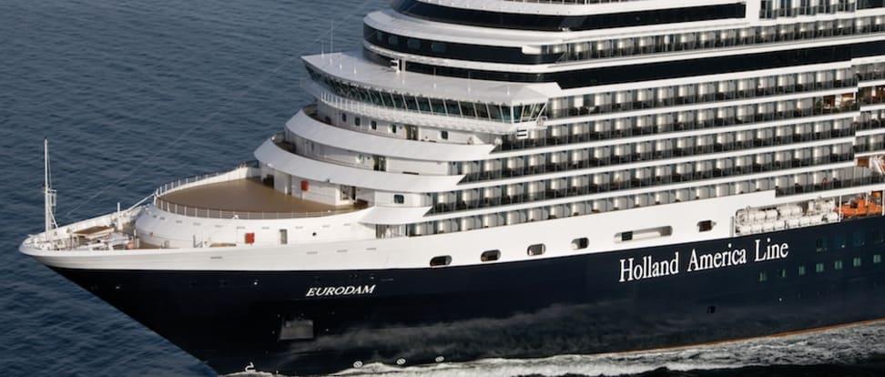 Holland America Line Ms Eurodam First Impressions Cruise Review - Eurodam cruise ship