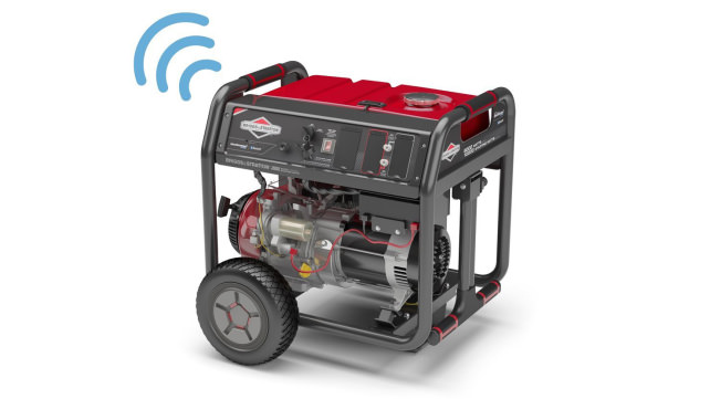 Briggs and Stratton Bluetooth Generator