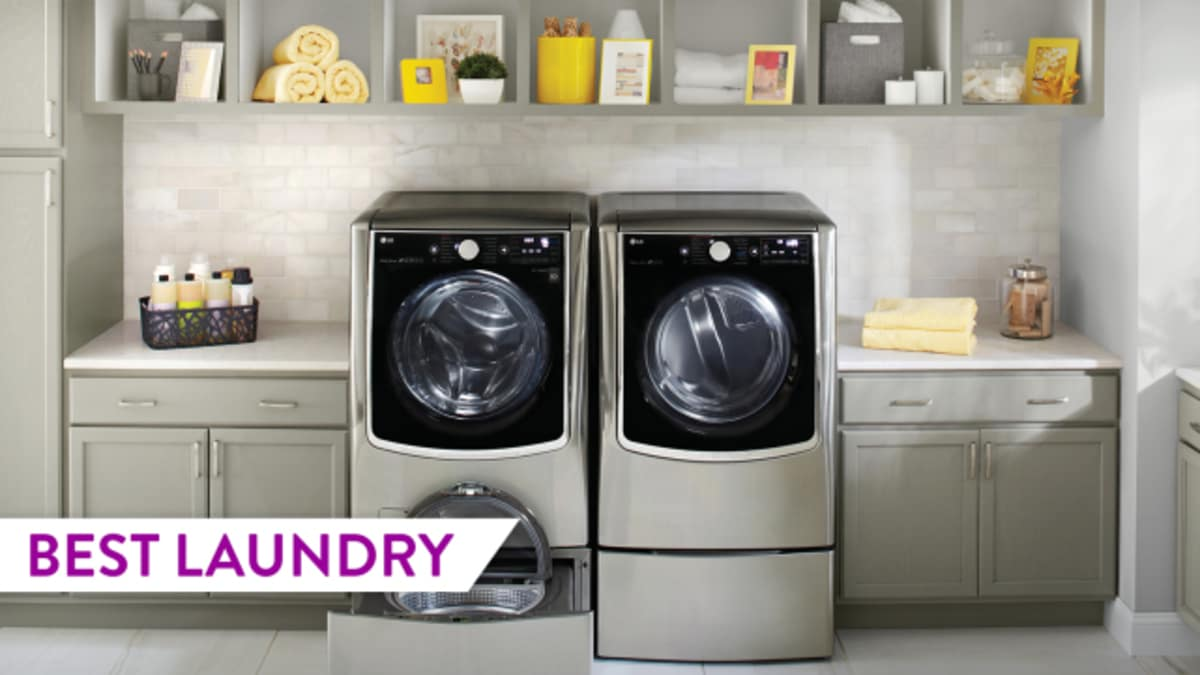 The Best Washers And Dryers Of 2017 Reviewed Com
