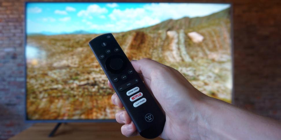 Westinghouse Amazon Fire TV Remote