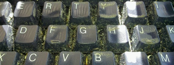 Dirty keyboard hero