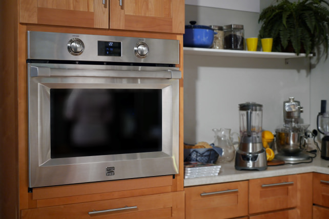 No Preheat Wall Oven
