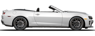 Product Image - 2013 Chevrolet Camaro ZL1 Convertible