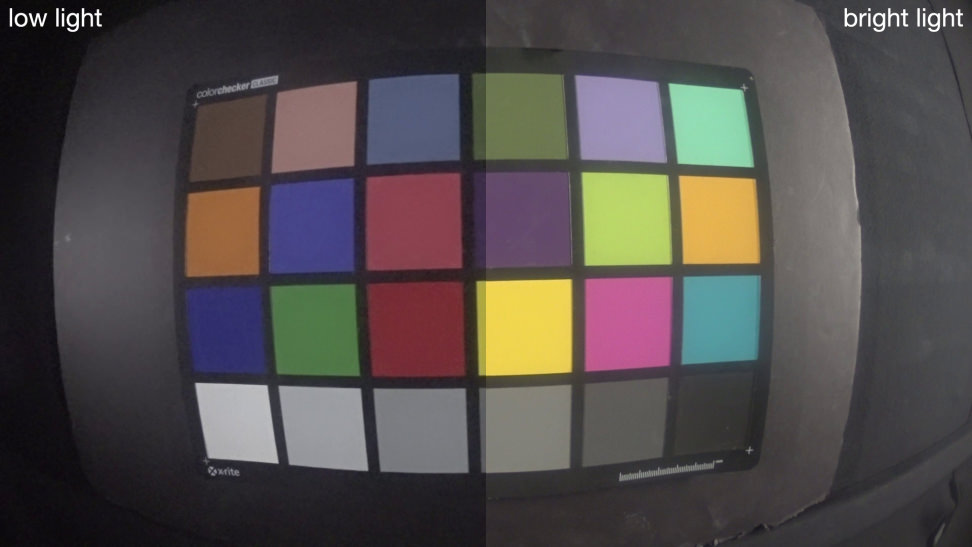 Low Light vs Bright Light